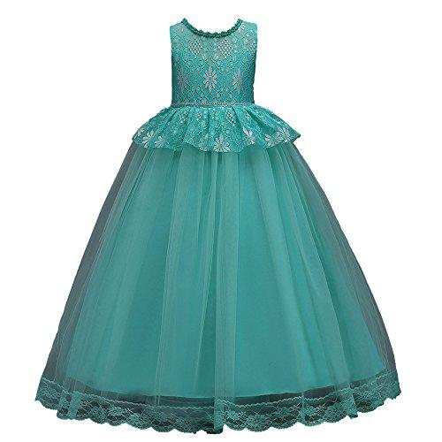 Baby Mädchen Prinzessin Kleid Cramberdy Blumenmädchenkleider Taufkleid Festlich Kleid Hochzeit Partykleid...