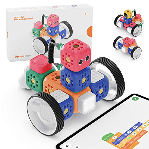 Lernroboter von Robo Wunderkind