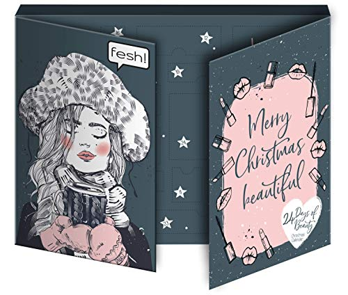 fesh! Beauty Advent Calendar, 540 g