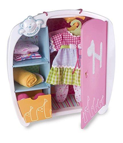 Nenuco Spielzeug Schrank (Famosa 700010346)