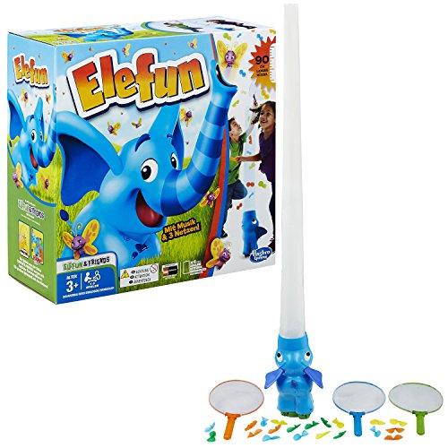 Hasbro B7714100 Elefun, Spielspaß mit Soundeffekten, Kinderspiel für Kinder ab 3 Jahren