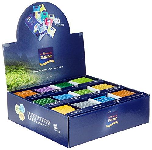 Meßmer Selection Box | Auswahl der beliebtesten Meßmer-Sorten | 180 Teebeutel | das perfekte Tee -Geschenk |...