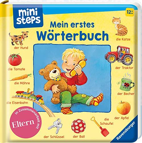 Mein erstes Wörterbuch: Ab 12 Monaten (ministeps Bücher)