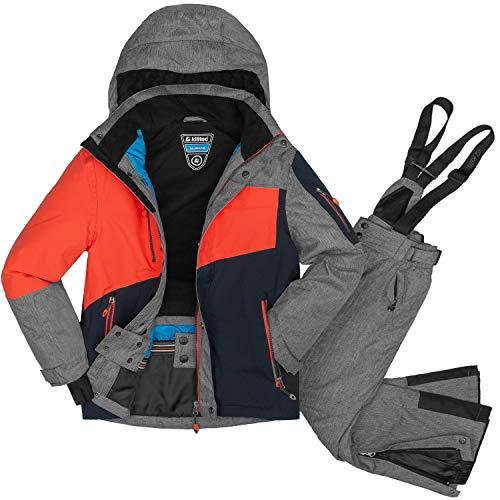 Skianzug Kinder Skijacke + Skihose Gr. 164 - killtec