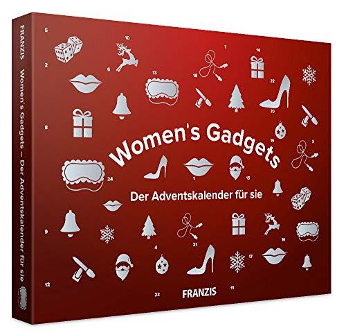 FRANZIS Women's Gadgets 2020: Der Adventskalender für sie | 24 Türchen, die den Alltag erleichtern | Jeder...