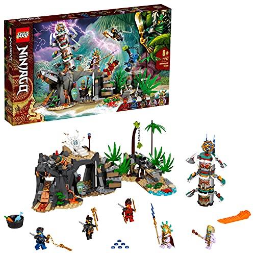 LEGO71747NINJAGODasDorfderWächterBauset,mitNinjaCole,JayundKaiMinifiguren,Spielz...