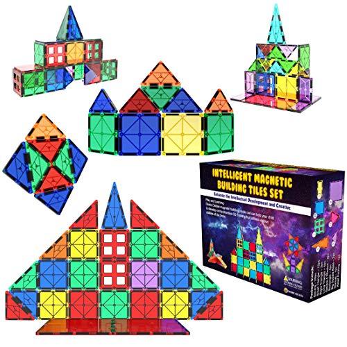 Desire Deluxe Zeug für Kinder, Lernspielzeug für Jungen und Mädchen, 3 4 5 6 7 8 Jahre alt, XXL Set mit 47...