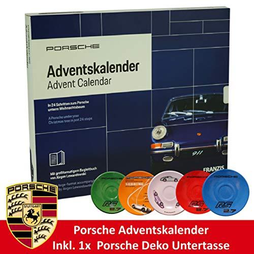 Porsche 911 Adventskalender 2019