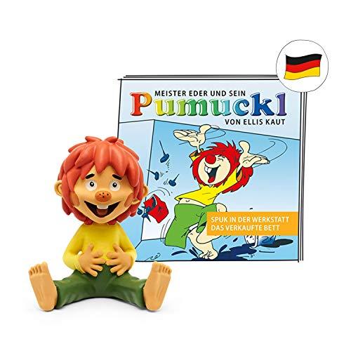 tonies Hörfigur für Toniebox, 2 Pumuckl Hörspiele: Spuk in der Werkstatt & Das verkaufte Bett, Hörspiel...