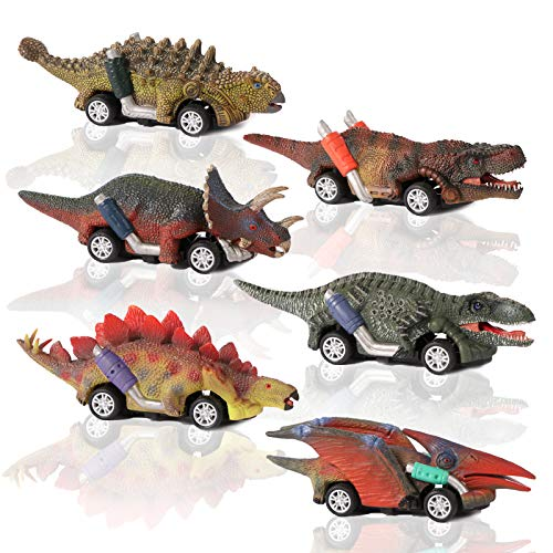 CUTOYOO Spielzeug ab 2 3 4 5 6 Jahre Junge Mädchen,Kinder Spielzeug Jungen Dinosaurier Spielzeug ab 2-8 Jahre...