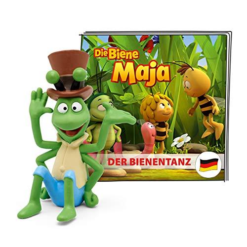 tonies Hörfigur für Toniebox, Biene Maja – Der Bienentanz, Hörspiel für Kinder ab 3 Jahren, Spielzeit...