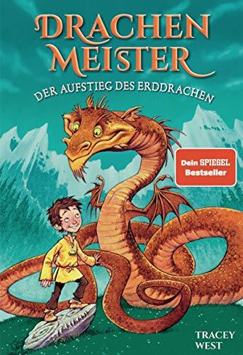 Drachenmeister Band 1 - Kinderbücher ab 6-8 Jahre (Erstleser Mädchen Jungen): Kinderbcher ab 6-8 Jahre...