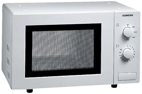 Siemens HF12M240 iQ100 Mikrowelle / 17 L / 800 W / einfache Bedienung durch mechanische Regelung / 5...