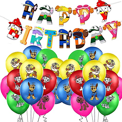 Geburtstagsdekoration, Luftballons für Geburtstagsfeiern, Dekoration für Partys, Geburtstagsdekoration,...