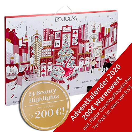 Douglas Beauty Adventskalender 2020 -EXKLUSIV Edition Newyork Winter- idealer Frauen + Mädchen...