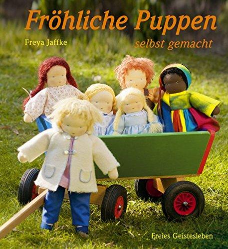 Fröhliche Puppen selbst gemacht