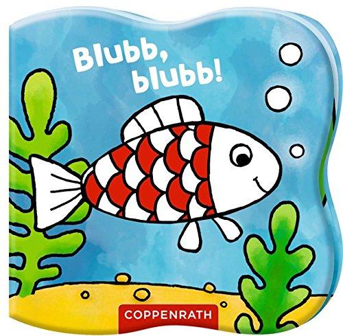 Mein Zauber-Badebuch: Blubb, blubb!