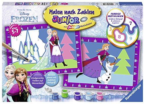 Ravensburger Malen nach Zahlen 27771 - Die Eiskönigin