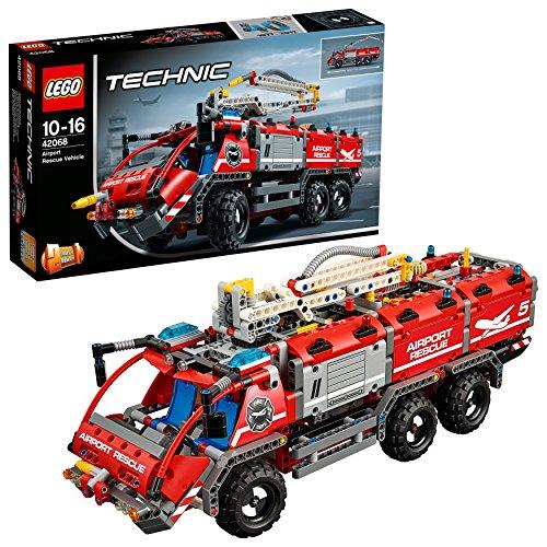 LEGO Technic 42068 - Flughafen Löschfahrzeug