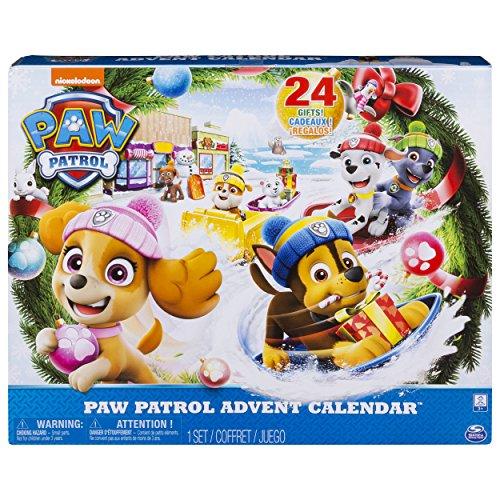 Die besten Paw Patrol Adventskalender 2020 | Wunschkind