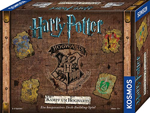Kosmos 693398 - Harry Potter Kampf um Hogwarts. Das Harry Potter Spiel Hogwarts Battle in deutscher Sprache