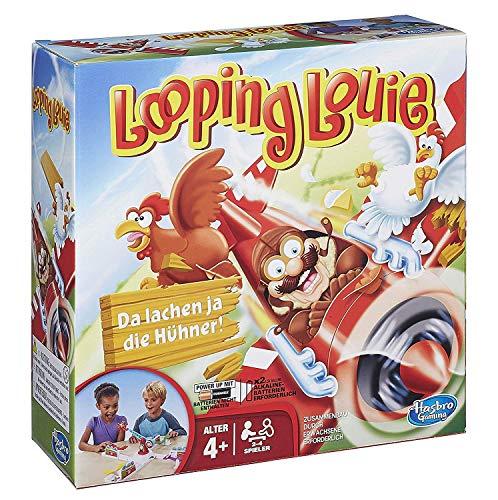 Looping Louie Kinderspiel, lustiges 3D Spiel, Partyspiel für Kindergeburtstage, unterhaltsames Gesellschafts-...