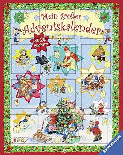 Mein großer Adventskalender (Ravensburger Minis)