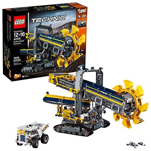 LEGO® Technic 42055 - Schaufelradbagger