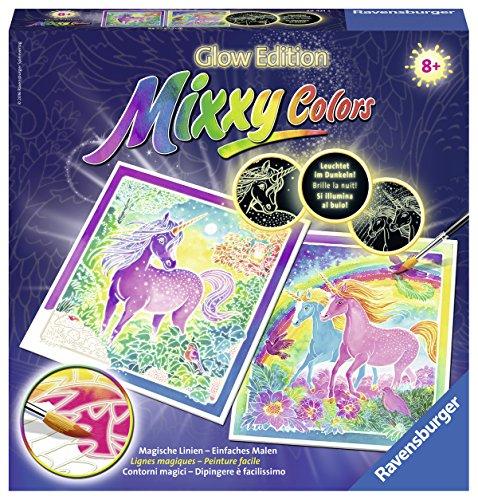 Ravensburger Mixxy Colors Malen 29431 - Traumhafte Einhörner