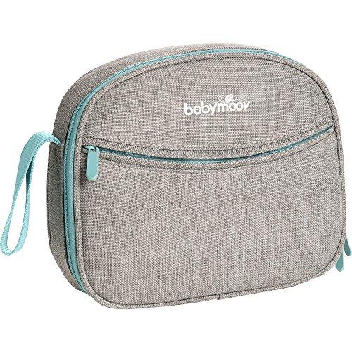 Babymoov Baby-Kulturtasche - Pflege-Set, für Babys, 9-teilig, mit digitalem Fieberthermometer, Nasensauger,...