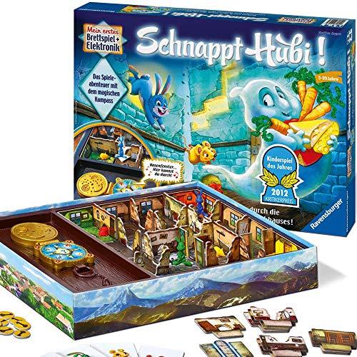 Ravensburger Kinderspiel 22093 - Schnappt Hubi - Gesellschafts- und Familienspiel, für Kinder und Erwachsene,...