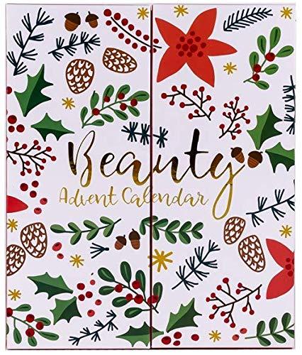 Accentra Beauty Adventskalender Für Frauen Mit 24 Make-Up, Kosmetik Und Accessoires Produkten Für Eine...