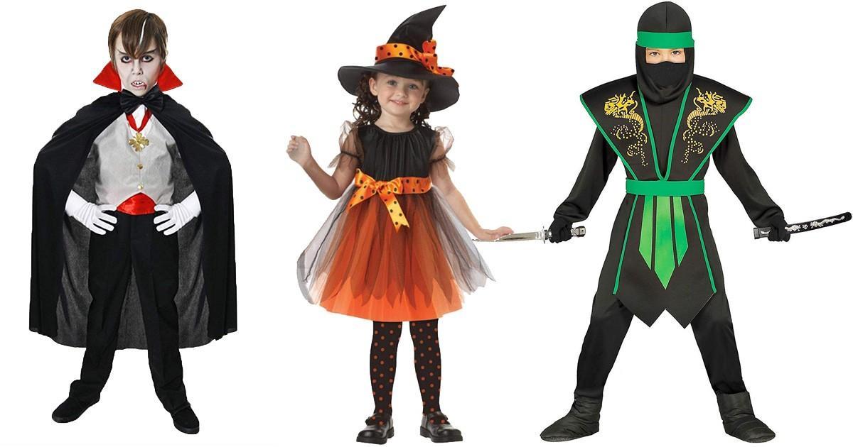 Die 18 Besten Halloween Kostüme Für Kinder Babys Wunschkind