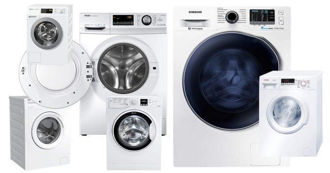 Waschmaschinen (mit Trockner) für Familien