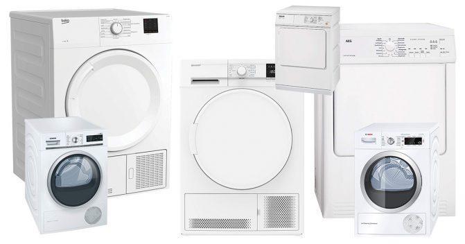 Waschtrockner für Familien