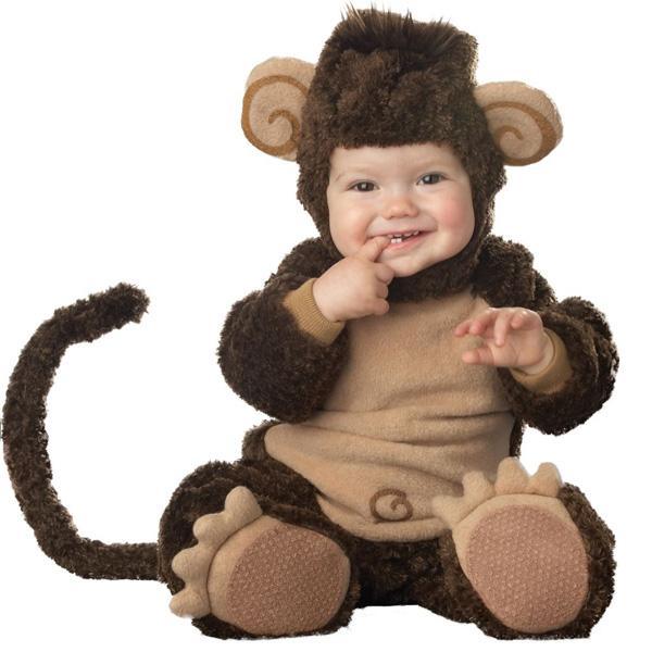 Kinderkostüm Affe