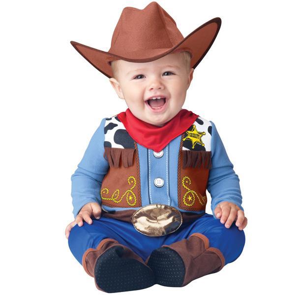 Kinderkostüm Cowboy