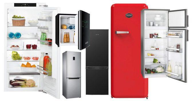 Kühlschränke für Familien