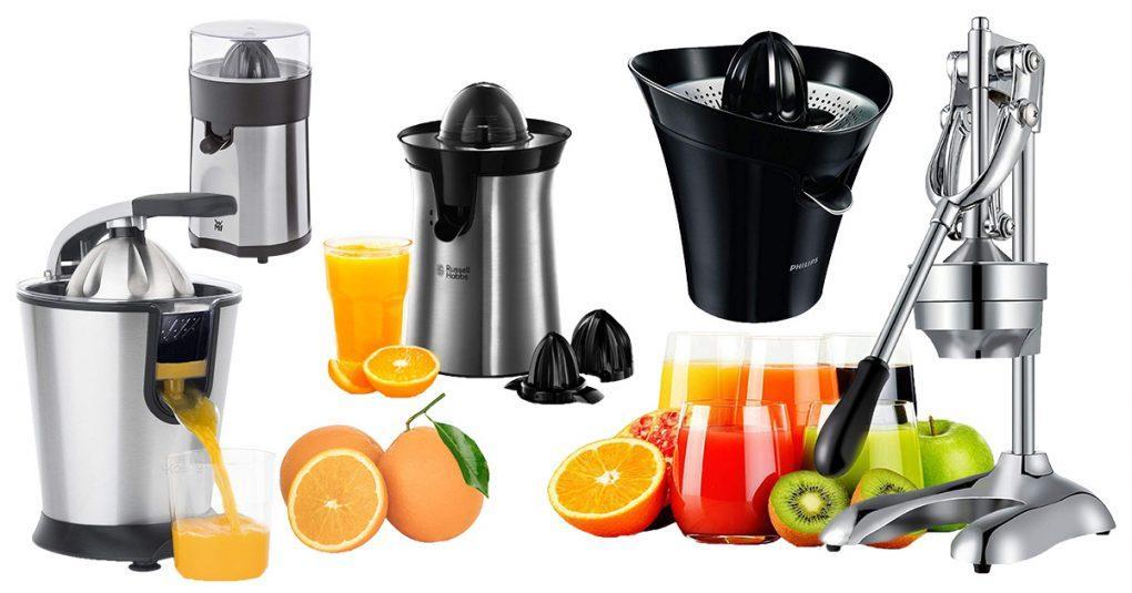 Orangenpressen
