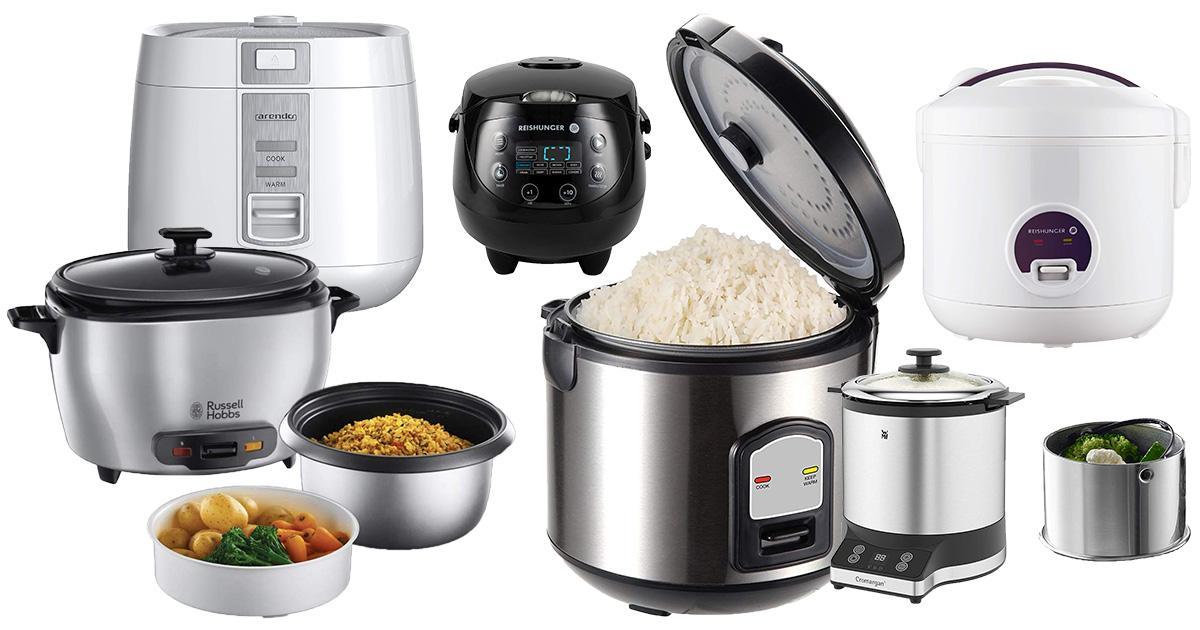Reiskocher für zuhause