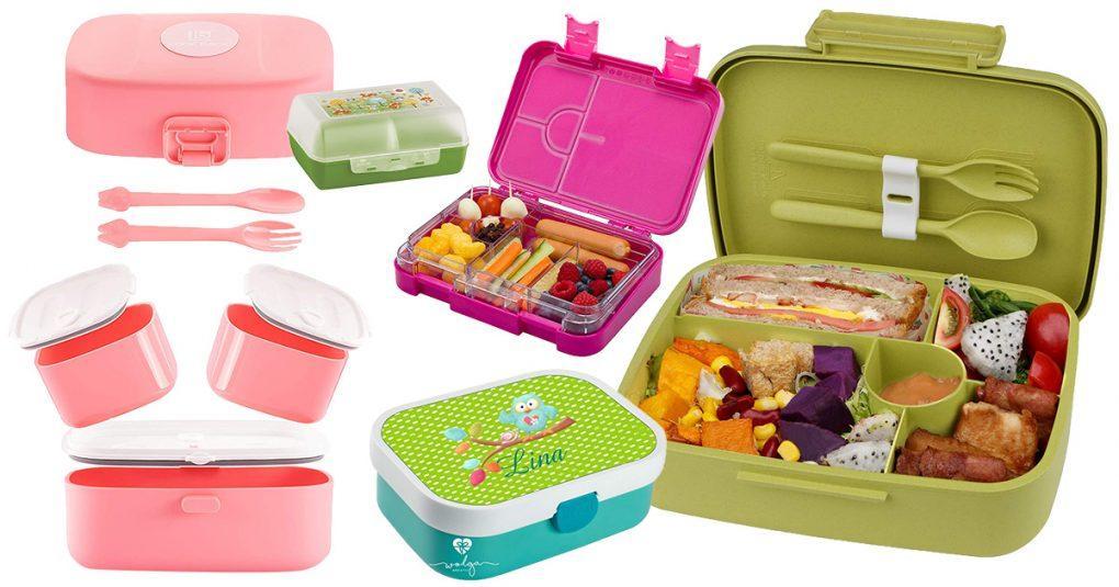Brotdosen für den Kindergarten