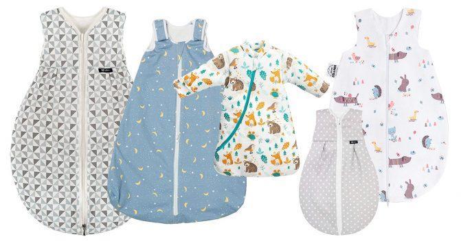 Schlafsäcke für Babys
