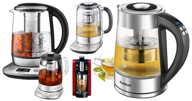 Teekocher für zuhause