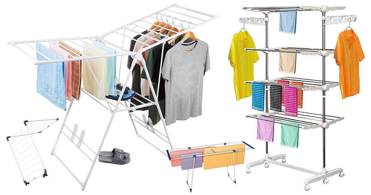 Wäscheständer für Familien
