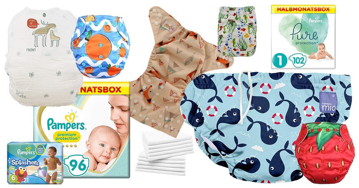 1er Pack Gr 2-5kg 1 Premium Protection New Baby Windeln Halbmonatsbox