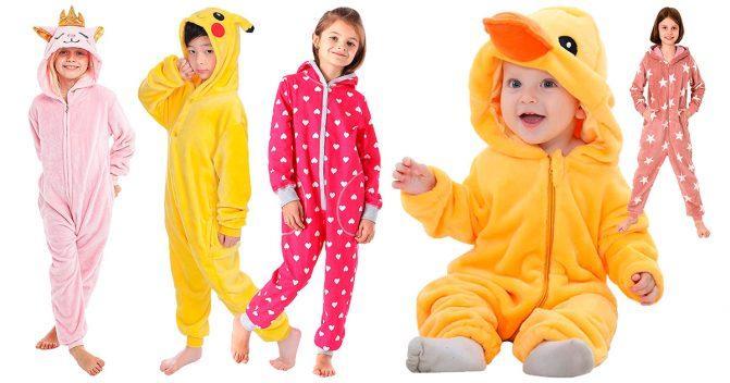 Jumpsuits für Kinder