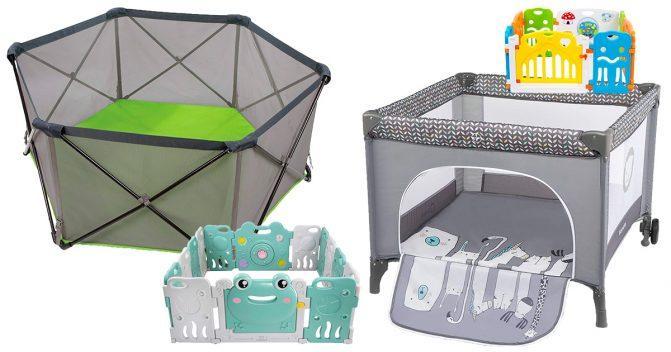 Laufställe für Babys