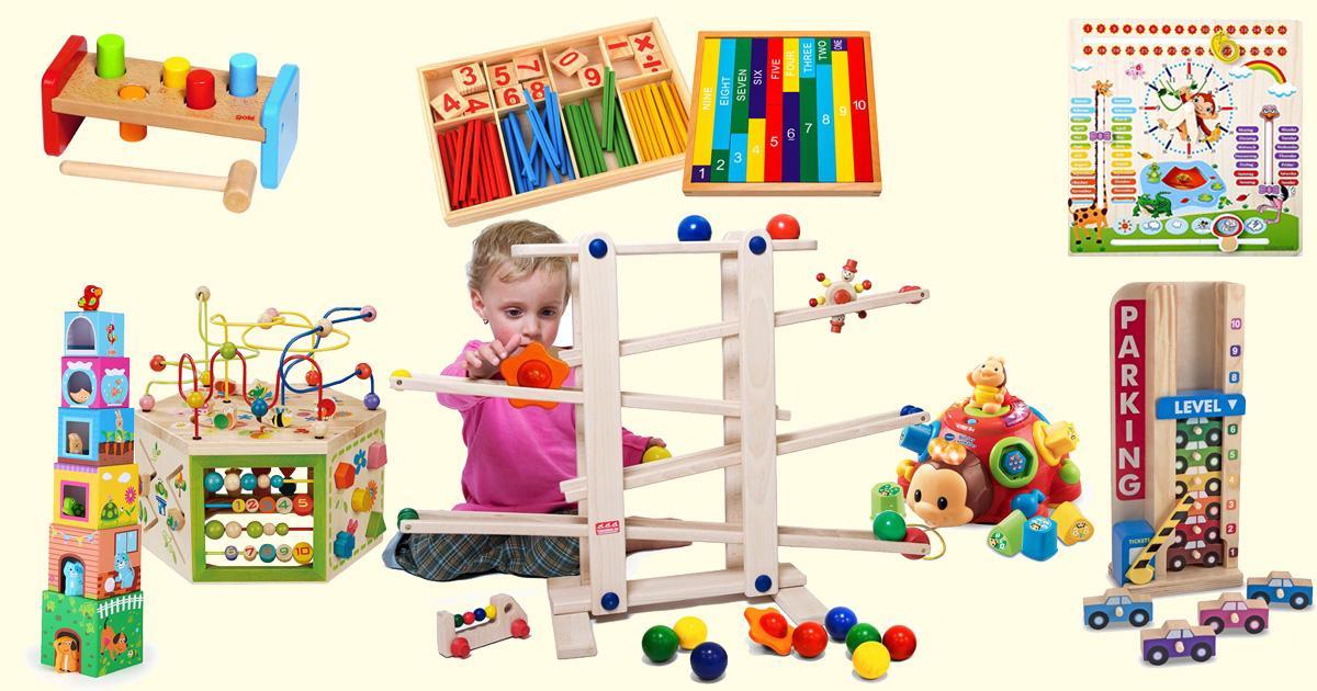 Lernspielzeug für Kinder