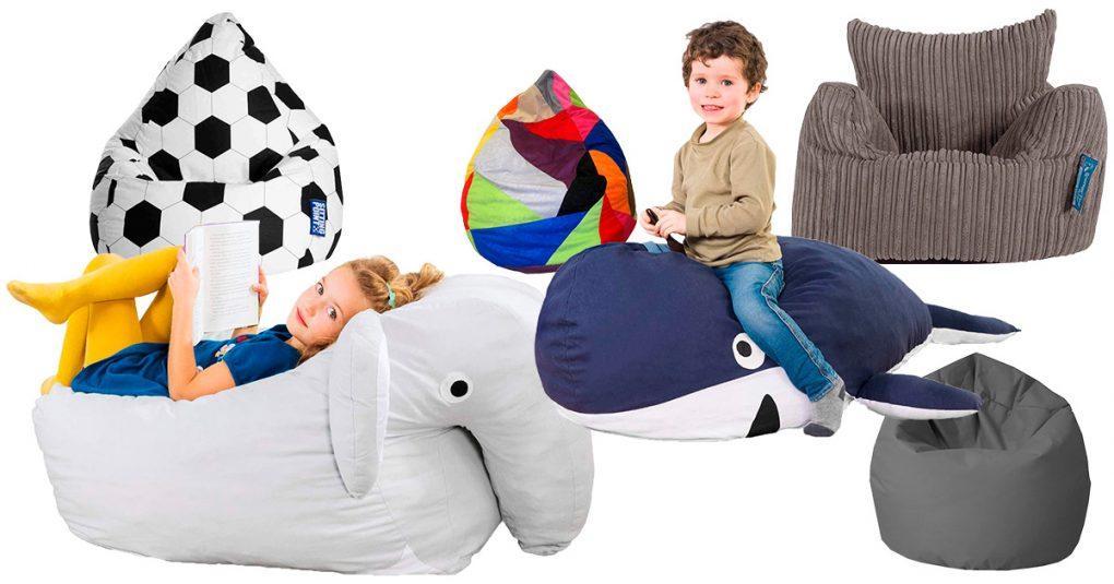 Sitzsäcke für Kinder