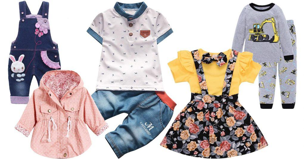 Kinderbekleidung 2-Jährige